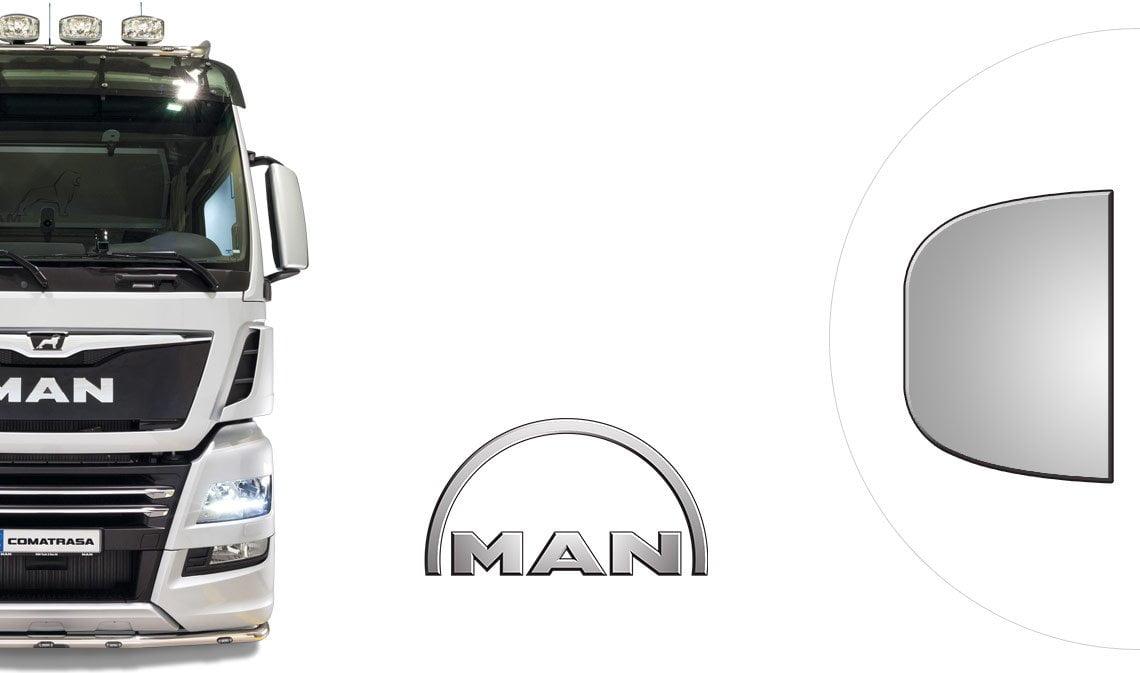 Venta vehículos Industriales MAN