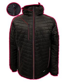 chaqueta MAN