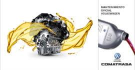 Mantenimiento Oficial Volkswagen Cambio de Aceite