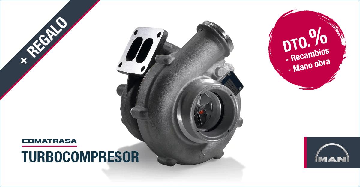 Turbocompresores MAN
