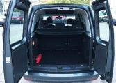 VW Caddy Trendline Ocasión 2016 interior