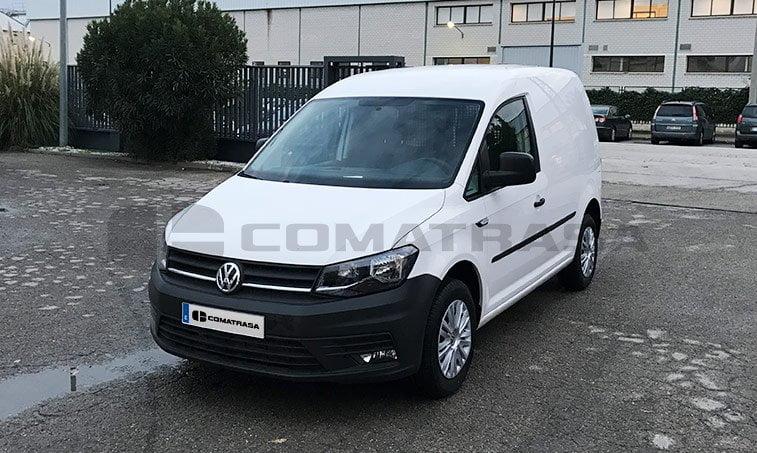 VW Caddy Profesional 2.0 frontal izquierdo