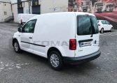 VW Caddy Profesional 2.0 trasera izquierda