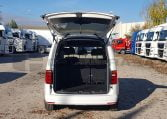 VW Caddy Outdoor maletero