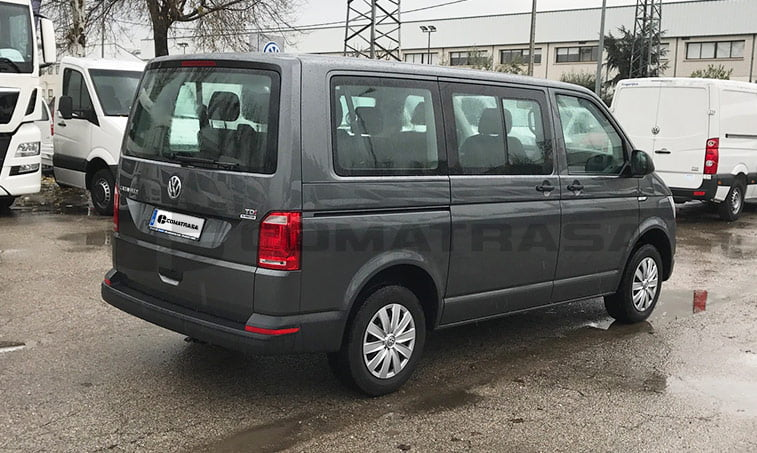 VW Caravelle Trendline DSG lateral derecho