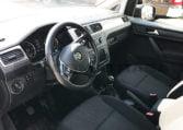 Caddy Trendline interior delantero