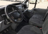 interior Ford Transit 2.2