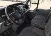 interior Ford Transit 2.2