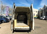 espacio de carga Ford Transit