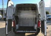 espacio de carga Renault Master 2003