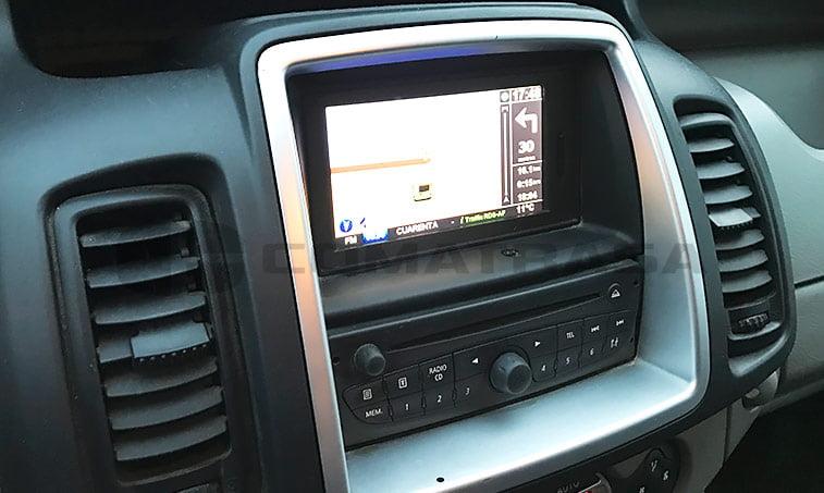 GPS Renault Trafic
