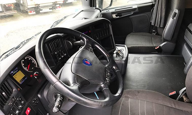 interior Scania G440