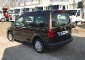 VW Caddy Profesional Kombi lateral izquierdo