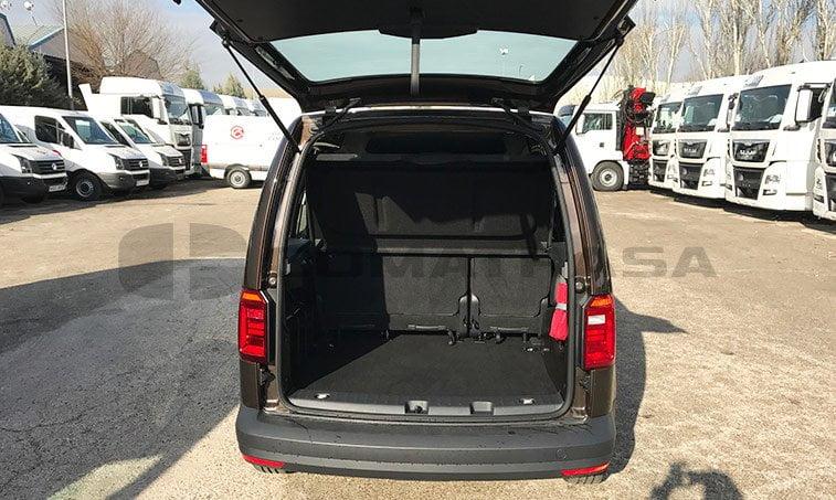 Maletero VW Caddy Profesional Kombi