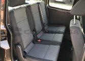 Banqueta trasera VW Caddy Profesional Kombi