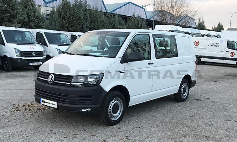 VW Transporter Kombi 102 CV