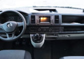 Interior delante VW Transporter Kombi 102 CV