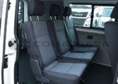 fila asientos VW Transporter Kombi 102 CV