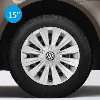 Embellecedor de rueda 12 radios