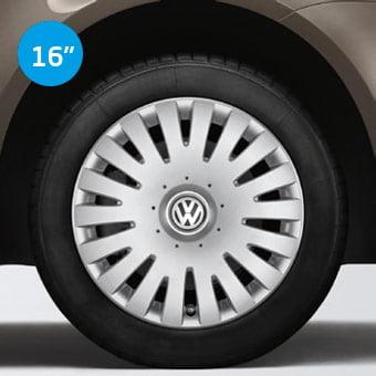 Embellecedor de rueda 18 radios