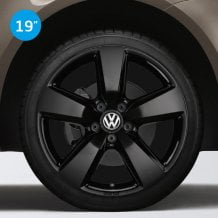 Llantas Aragonit color negro Volkswagen Originales