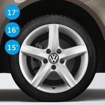 Llantas Aspen Volkswagen Originales
