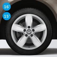 Llantas Corvora Volkswagen Originales