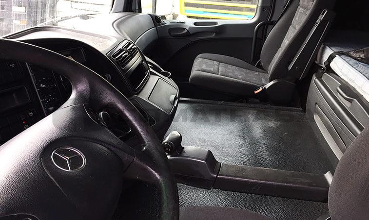 Interior Mercedes Actros