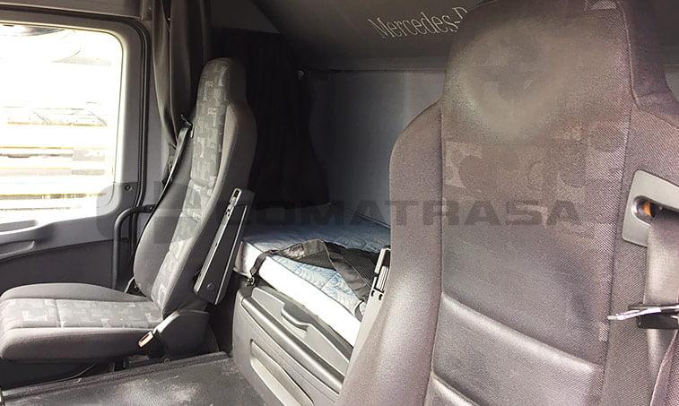 Asientos Mercedes Actros