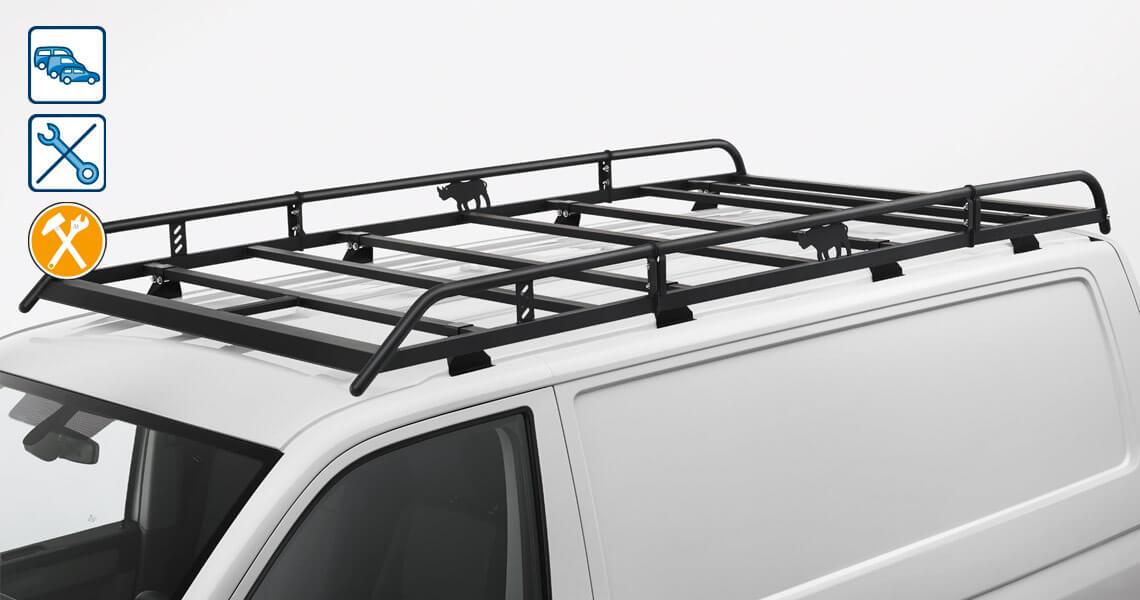 Sistemas de transporte y portaequipajes Volkswagen