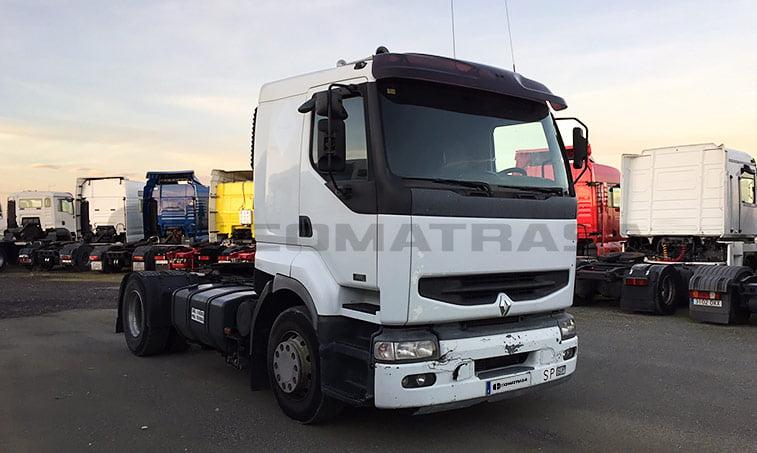 derecha Renault 420.18