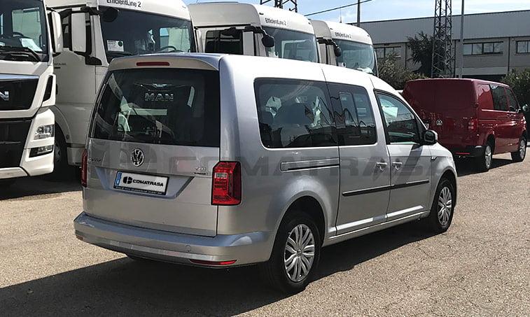 lateral derecho VW Caddy Maxi Trendline Ocasión 2016