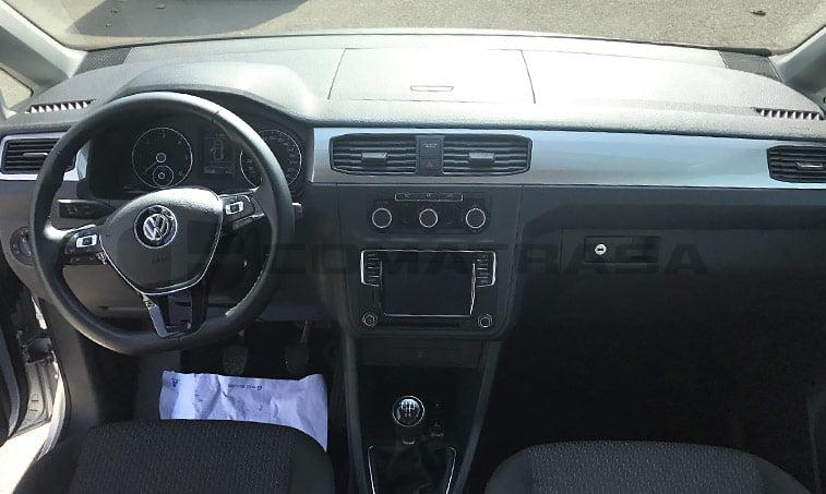 Salpicadero VW Caddy Maxi Trendline Ocasión 2016