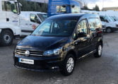 vw caddy trendline negro 2016