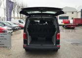 maletero VW Caravelle Trendline 2016 mayo