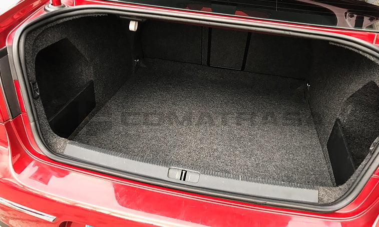 Maletero VW Passat 4Motion