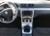 interior VW Passat 4Motion 2008