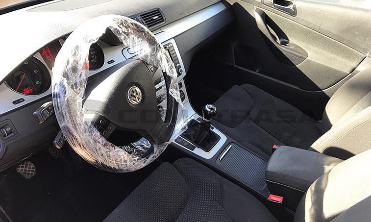 VW Passat 4Motion 2008 interior