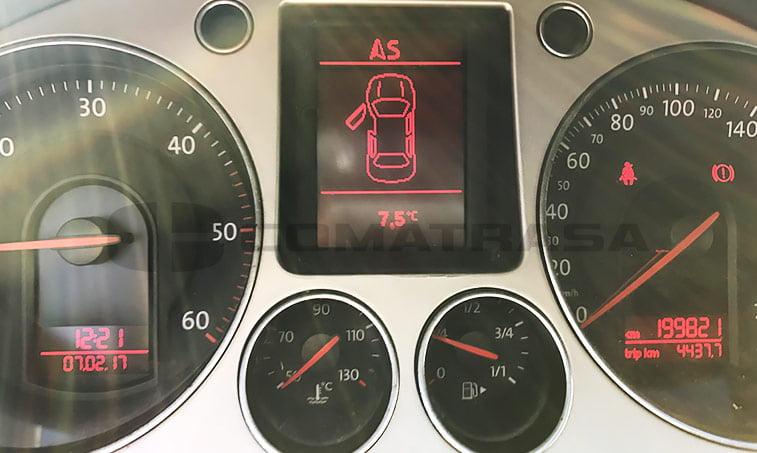 kilómetros VW Passat 4Motion 2008