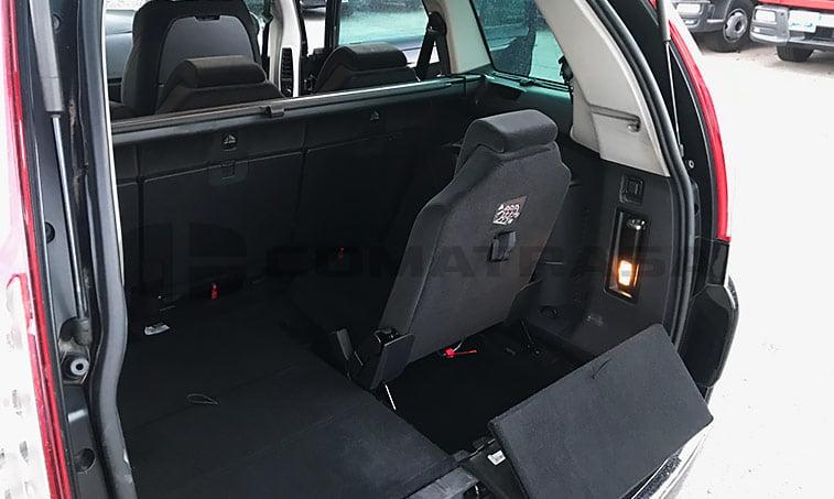 asientos traseros Citroen Grand C4 Picasso 2.0 HDI