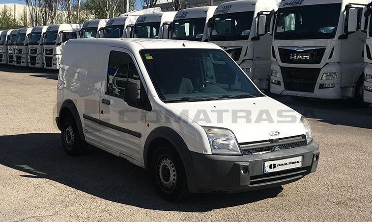 Ford Transit Connect 200S 1.8 TDCI 75 CV derecha