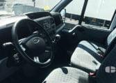 Ford Transit Tourneo 250S 2.2 TD 100 CV Furgón interior