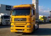 MAN TGA 18440 4x2 BLS Cabeza Tractora (2007)
