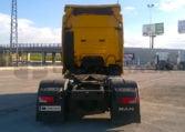 MAN TGA 18440 4x2 BLS Cabeza Tractora (2007) trasera