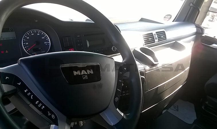 MAN TGX 18.440 4X2 BLS Cabeza Tractora (2011) volante