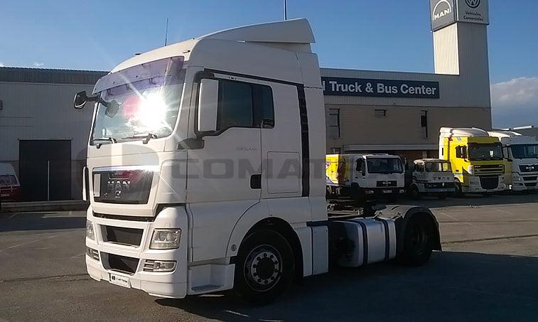 MAN TGX 18440 4x2 BLS Cabeza Tractora (2008)