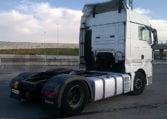 lateral derecho MAN TGX 18440 4x2 BLS Cabeza Tractora (2008)
