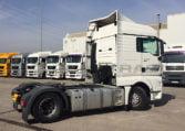 lateral derecho MAN TGX 18440 4x2 BLS Cabeza Tractora (2013)