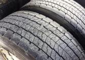 neumáticos traseros MAN TGX 18440 4x2 BLS Cabeza Tractora (2013)