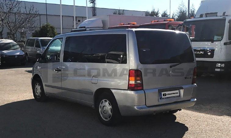 lado izquierdo Mercedes-Benz Vito 110 CDI 2.2 TD 102 CV